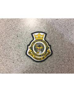 14549 6 G - 338 Junior Wildcats Squadron Heraldic Crest