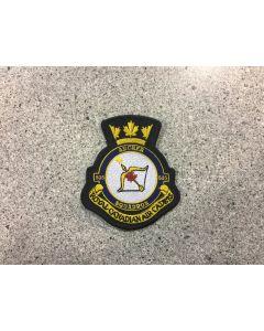 14580 460 E - 535 Archer Squadron Heraldic Crest