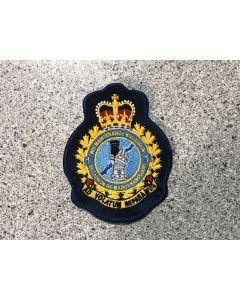 14597 2C -1 AMS Heraldic Crest