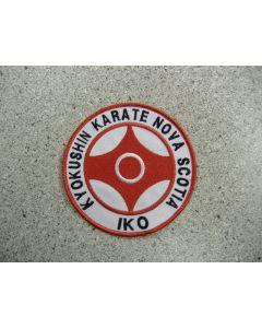 1462 - Kyokushin Karate Nova Scotia IKO Patch