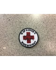 14670 - 12 CF H Svcs C Wainwright Patch