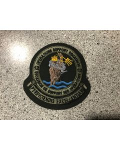 14745 23 F - 12 Wing Operations Support Squadron Coloured LVG Patch