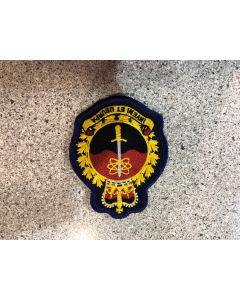 14757 - 12 EW Heraldic Crest