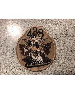 14781 28 B - 438 Squadron Patch Tan