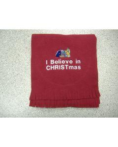 1497 - I believe in CHRISTmas Logo