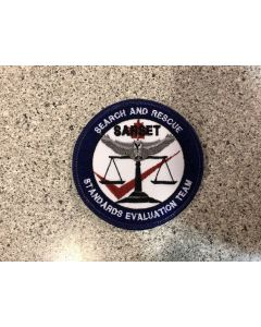14984 - Search and Rescue Standards Evaluation Team Patch (SARSET)