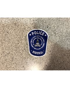 15001 - Police Regional Patch for TV Serie
