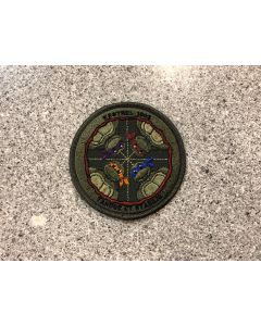 15022 709 H - Kestrel 1803 Coloured LVG Patch