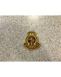 15030 54 H - MOG 5 Ship's Crest