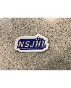 15034 - Nova Scotia Junior Hockey League (NSJHL) patch