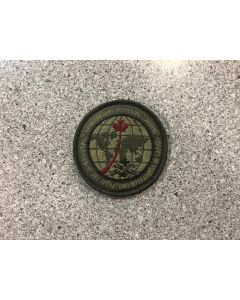 15038 54 E - Canadian Joint Operations Command Coloured LVG Patch