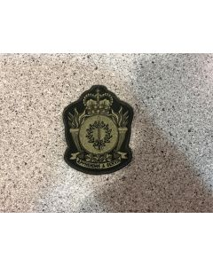 15121 71 C - Canadian Forces Leadership and Recruit School LVG Heraldic Crest
