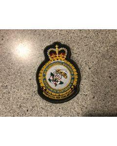 15152 75D- 14 Air Maintenance Squadron Coloured LVG Hrealdic Crest