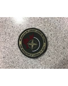 15194-Joint Delegation of Canada to NATO LVG Patch
