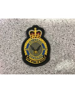 15228 169 D - 443 Squadron Coloured LVG Heraldic Crest