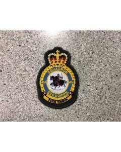 15267 95 D - 414 Squadron Coloured LVG Heraldic Crest