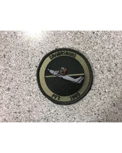 15277-Grobasaurs PFT 1809 Coloured LVG Patch