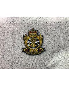 15335 145E - CFMWC Warfare Center Heraldic Crest (Unknown)