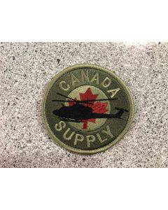 15397-105-E-Canada Griffon Coloured LVG Patch - Supply