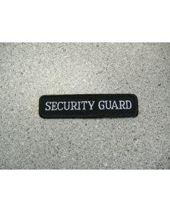 1547 - Security Guard Name Bar