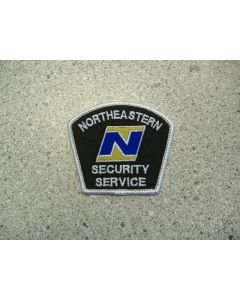 1549 305A - Northeastern Security Service Patch