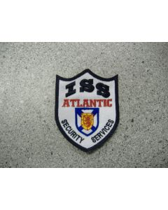 1553 - ISS Atlantic Security Services Patch