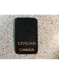 15726 191D - Civilian Slip-ons