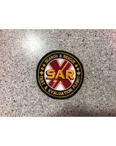 16082 Search & Rescue SAR Test and Evaluation Flight Patch