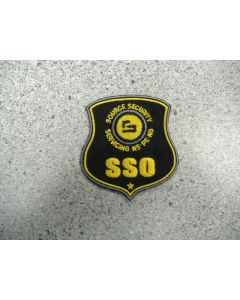 1633 - SSO Patch Small