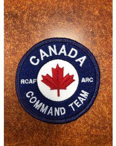 16450 - RCAF Academy - Canada Command Team Patch