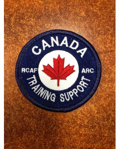 16451 - RCAF Academy - Canada Training Support Patch
