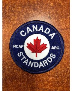 16452 - RCAF Academy - Canada Standards  Patch