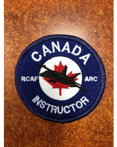16454 - RCAF Academy - Canada Instructor - Hornet Patch