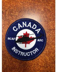 16455 - RCAF Academy - Canada Instructor - Griffon Patch