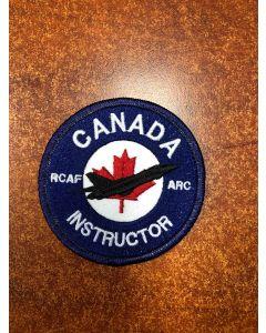 16457 - RCAF Academy - Canada Instructor - Avro Patch