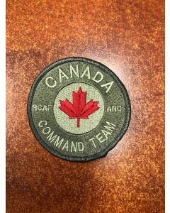 16458 - RCAF Academy - Canada Command Team  Coloured LVG Patch