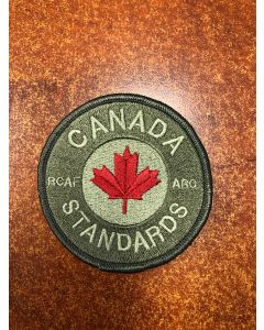 16460 - RCAF Academy - Canada Standards Coloured LVG Patch
