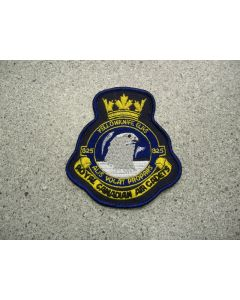 1650 - 825 Yellowknife Elks Squadron Heraldic Patch