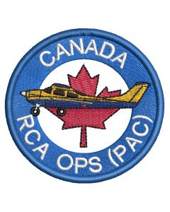 16887 - Canada RCA Ops (PAC) Patch (CGI)