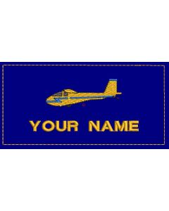 16890 - Glider Nametag