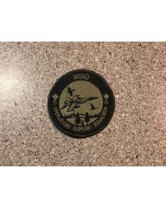 17037 - 5 Wing Operations Support Squadron Patch LVG