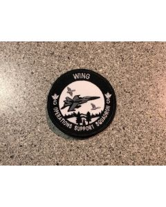 17038 -  5 Wing Operations Support Squadron Patch
