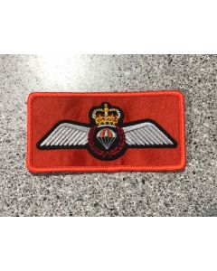 17387 707 H Search and Rescue  Technician (SAR Tech) Wings