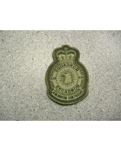 1798 212C - 430 Squadron Heraldic Crest LVG