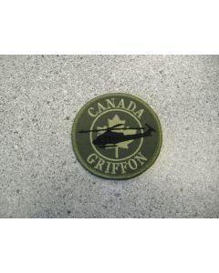 1803 120A - Canada Griffon Patch LVG