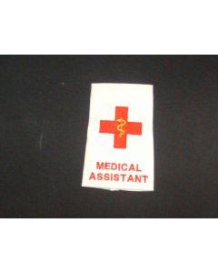181 - Medical Assistant Slip-ons