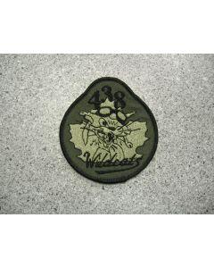 1824 128C - 438 Squadron Wildcats Patch LVG