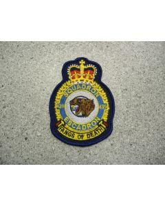 1838 139 E - 439 Sqnadron Heraldic Crest