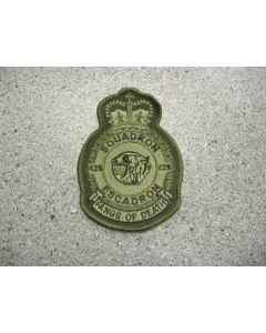 1840 235 D - 439 Sqnadron Heraldic Crest LVG