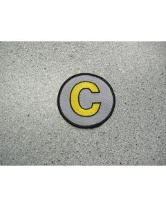 """1851 - The Golden """"C"""" Patch"""
